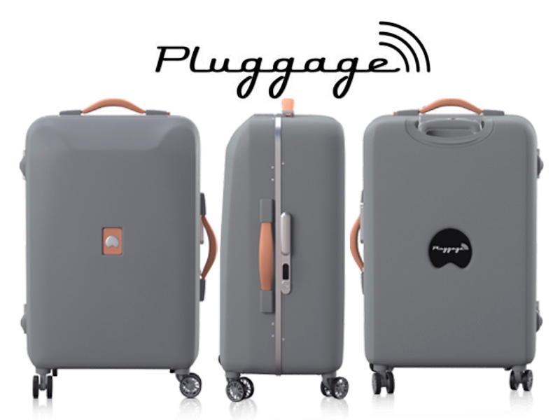 Delsey pluggage